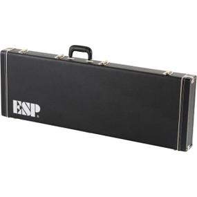 ESP LTD CAXFF Form Fit Hard Shell Case for AX Series Electric Guitars