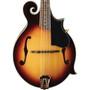 Washburn M3SWK Carved All Solid F-Style Mandolin w/ Case, Sunburst