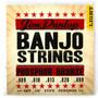 Dunlop DJP0920 Americana Series Phosphor Bronze Banjo Strings - Light