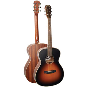 Morgan Monroe MGV-100 Music Row Solid Top 000 Acoustic Guitar