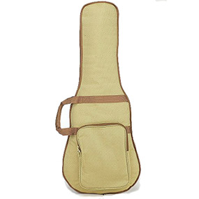 Eleca BTB Heavy-Duty Padded Tweed Gig Bag for Electric Bass Guitar