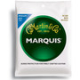 Martin M1200 Marquis 80/20 Bronze Acoustic Guitar Strings, Medium