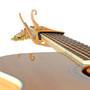 Kyser KG6M Quick Change 6-String Acoustic Guitar Capo, Maple