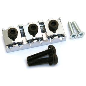 Floyd Rose FRNR4CP Locking Nut R4 for Original Tremolo Systems, Chrome