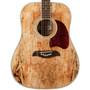 Oscar Schmidt OG2SM Dreadnought Acoustic Guitar, Spalted Maple