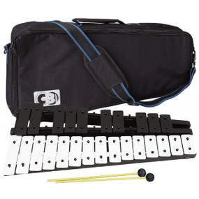 CB Percussion 6855 25-Note Bell Kit w/ Bag and Mallets (CB-6855)