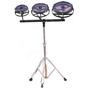 """Coda DS020 Shell-Less 6"""", 8"""";, & 10"""" Tom Set w/Stand (DS020)"""