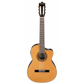 Ibanez GA6CE Classical Acoustic Electric Guitar (Refurbished) (GA6CE)