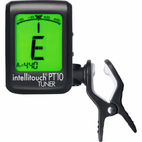 Intellitouch PT10 Mini Clip-on Chromatic Tuner (PT10)