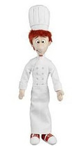 "Disney Ratatouille Linguini 16"" Plush"