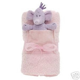 Disney Lumpy Fleece Blanket & Plush (Toy)