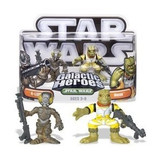 Star Wars Episode 2 Junior Figure 2 Pack IG-88 & Zuckuss (TOY)