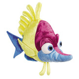 "Disney Tad The Long-Nosed Butterfly Fish 17"" Plush (Toy)"