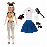 Disney Barbie 1955-2005 Then & Now Doll (TOY)