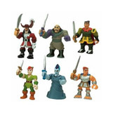 Disney Heroes & Villians 6-Piece Playset Figures (Toy)