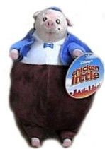 Disney Chicken Little Pig Runt Plush Doll (TOY)