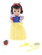 Snow White 4'' Little Princess Doll Play Set (TOY)