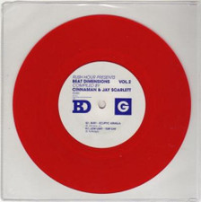 "Cinnaman/Scarlett - Vol 2 - 7"" Vinyl"