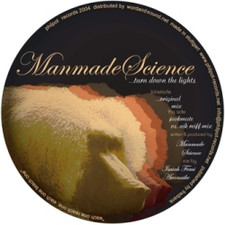 """Manmade Science - Turn Down The Lights - 12"""" Vinyl"""