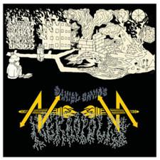 Daniel Savio - Nekropolis - LP Vinyl+CD