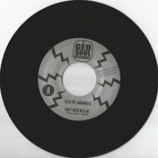 "Aj & The Jiggawatts - Don't Mess With Me - 7"" Vinyl"