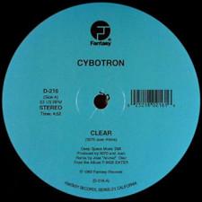 "Cybotron - Clear/Industrial - 12"" Vinyl"