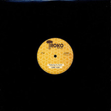 """Danny Rank - Stepping On Strong/Fitty - 12"""" Vinyl"""