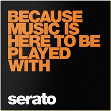 Serato Performance Series - Because Music Is Here To Be.. - 2x LP Vinyl