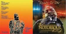 Notorious BIG - Ready To Die - 2x LP Vinyl