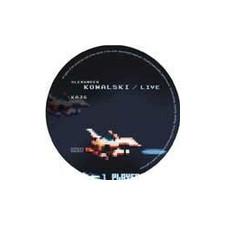 """Alexander Kowalski - Live - 12"""" Vinyl"""