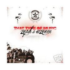 "Zeph & Azeem - That Type of Music - 12"" Vinyl"