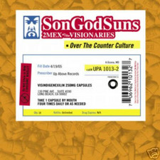 Songodsuns - Over the Counter Culture - 2x LP Vinyl