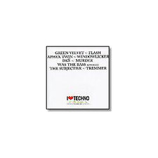"Various Artists - I Love Techno Vol 3 - 12"" Vinyl"