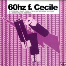 """60hz/Ghislain Poirier - Bad Girl - 2x 7"""" Vinyl"""