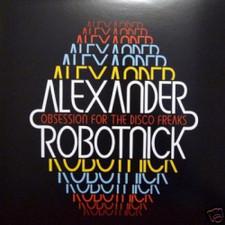 "Alexander Robotnick - Obsession - 12"" Vinyl"