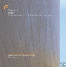 """Cybotron - Clear RMX - 12"""" Vinyl"""