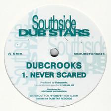 """Dubcrooks - Never Scared - 12"""" Vinyl"""