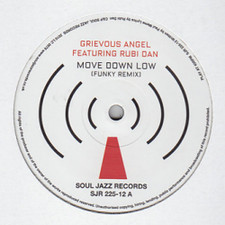 "Grievous Angel - Move Down - 12"" Vinyl"
