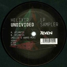 "Helixir - Undivided Sampler - 12"" Vinyl"