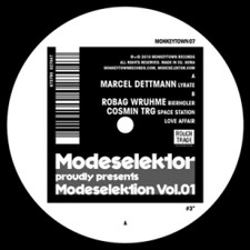 "Modeselektor - Modeselektion Vol 1.3 - 12"" Vinyl"