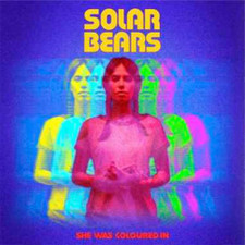 Solar Bears - She Was Colored - 2x LP Vinyl