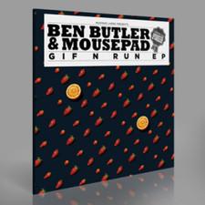 "Ben Butler & Mousepad - Gif n Run - 12"" Vinyl"