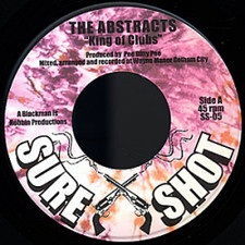 "The Abstracts - King of Clubs - 7"" Vinyl"