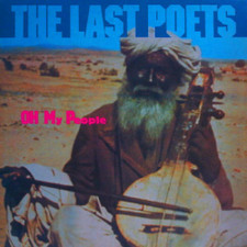 Last Poets - Oh My People - LP Vinyl