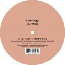 "Strategy - The Fixer - 12"" Vinyl"
