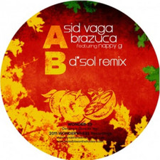 "Sid Vaga - Brazuca - 12"" Vinyl"