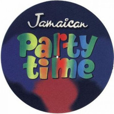 "Jamaican Party Time -  - 12"" Slipmat"