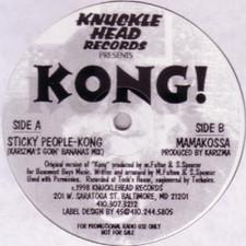 """Sticky People/Karizma - Kong - 12"""" Vinyl"""