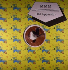 """Mmm/Old Apparatus - Meet Tshetsha Boys & Shangaan Electro - 12"""" Vinyl"""