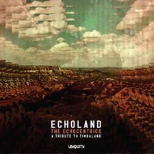 The Echocentrics - Echoland Tribute to Timbaland - LP Vinyl